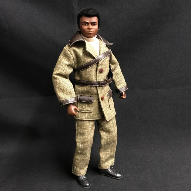 LoucoPorBonecos - FALCON Style -  MESH SUIT EXCULSIVE to EEAS Uniform for Action Man, Gi Joe Etc
